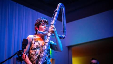 SU Masterclass 37: Claire Chase on Improvisation