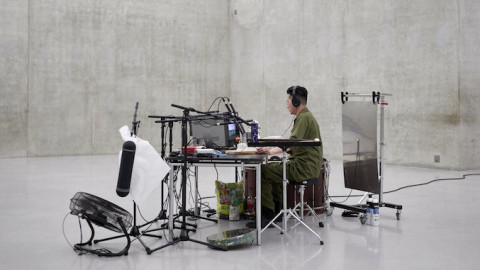 SU Masterclass 47: Samson Young on Observing Performers
